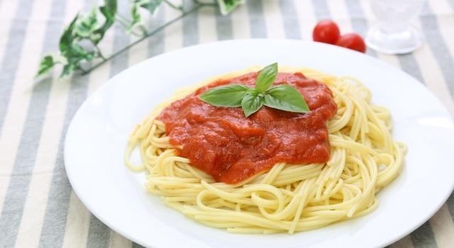 こまったさんのスパゲティ