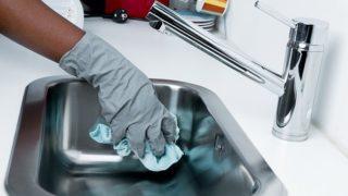 洗面台ゴミキャッチ