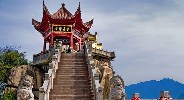 中国の風景の写真