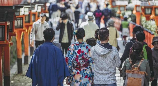 京都の有名観光地